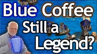Blue Coffee... Still a Legend!?