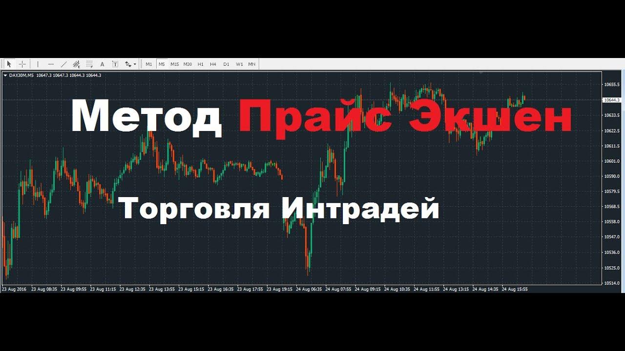 Форекс торговля внутри дня бинарные опционы технический анализ для начинающих
