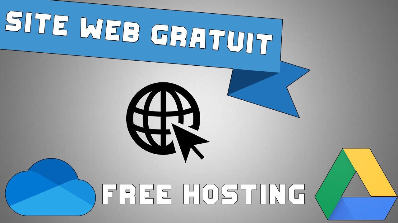 comment cr?er un site internet gratuit avec free