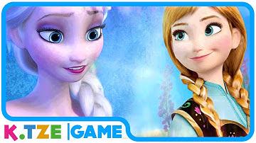 Let's Play Frozen ❖ Interaktives Spiel zum Film auf Deutsch in HD | Disney Original Game