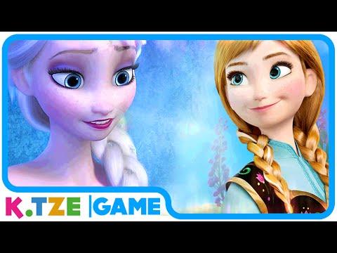 Let's Play Frozen ❖ Interaktives Spiel zum Film auf Deutsch in HD   Disney Original Game
