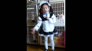 【STARlight】を姪っ子(4歳)が歌っていた。