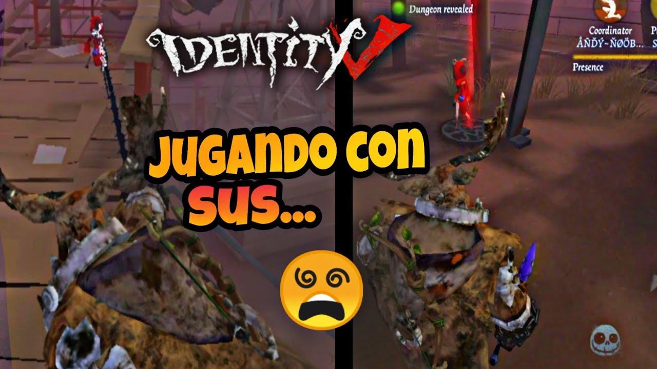 JUGANDO con LA MENTE de los SUPERVIVIENTES 😵 + GANCHOS PERFECTOS!! | IDENTITY V GAMEPLAY EN ESPAÑOL