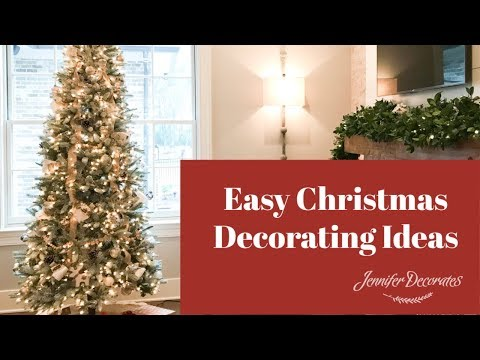 CHRISTMAS DECORATING IDEAS|Christmas Decorations