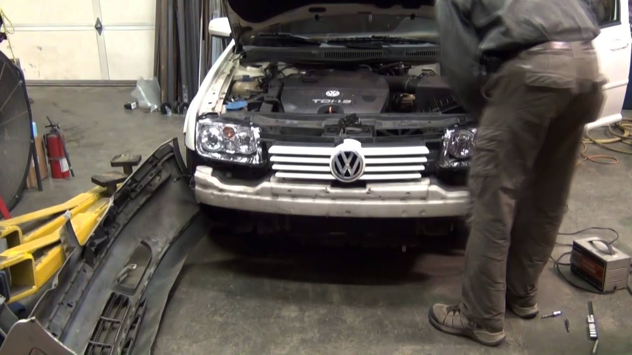 mkiv jetta headlight upgrade and fog light install youtube rh youtube com