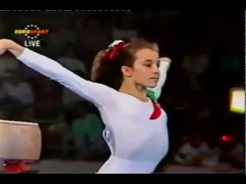 1989 World Gymnastics Championships - Women's Individual All-Around Final (Eurosport)