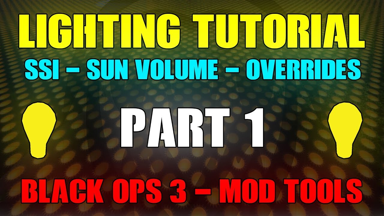 Lighting - Sun Volumes / Vista Volumes / SSIs / Overrides