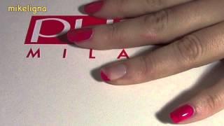 #Nailart tutorial per San Valentino | #Mikeligna | Pupa #NailAcademy