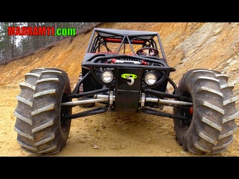4WD SUPERCHARGED ECOTEC IFS/IRS BUGGY