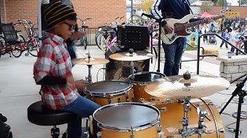 Fall Fox Fest - Live Performance (Drum Cam)