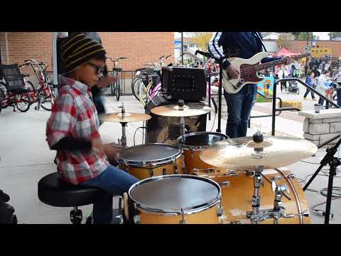 Fall Fox Fest -  Performance Drum Cam