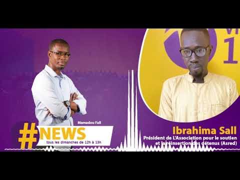 Ibrahima Sall: l'univers carcéral au Sénégal, les dessous de l'évasion de Boy Djinné...