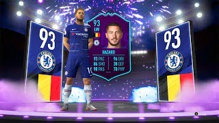 93 HAZARD PLAYER OF THE MONTH SBC! - FIFA 19 Ultimate Team