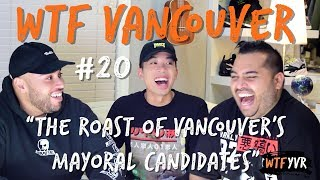 """WTF Vancouver Podcast 