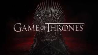 Game Of Thrones - Opening theme [1 HOUR]