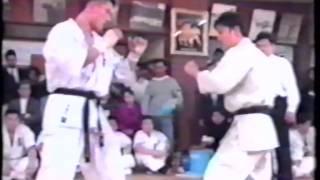 Kenji Yamaki 100 Man Kumite. Kyokushinkai karate 賢治山木100人組手...