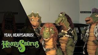 Heavysaurus - Yeah, Heavysaurus! | Official Video