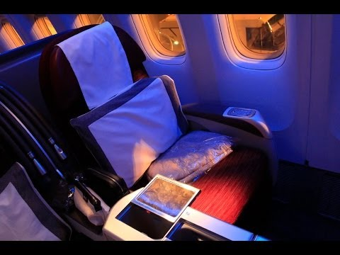 Qatar Airways | 777-300ER | DOH-SIN | Business Class