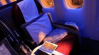 Qatar Airways | 777-300ER | DOH-SIN | Business Class