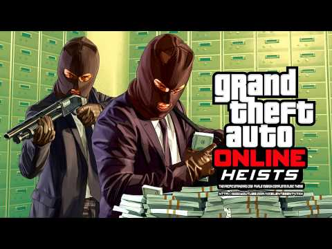 Grand Theft Auto [GTA] Online: Heists - The Pacific Standard Job Finale Mission Complete Music Theme