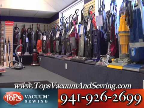 Amazing Tops Vacuum U0026 Sewing Vacuum Cleaner Sales U0026 Service, Sarasota, FL 34239