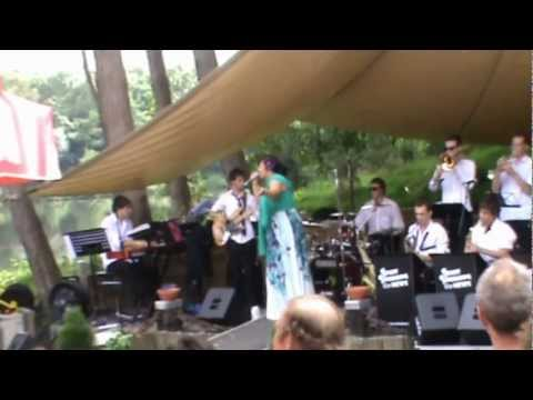 Ismene Issy Elbers, The Valley Sound Big Band & Start Spreading the News