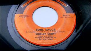 SHIRLEY SCOTT - SOUL SAUCE