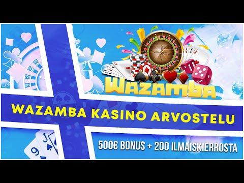 Wazamba Casino Online 【TÄYSI arvostelu & kolikkopelit 2021】 video preview