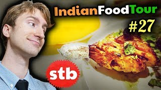 Tunday Kabab & Street Food in Lucknow, India // Indian Food Tour #27