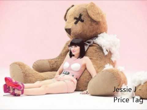 Jessie J - Price tag Karaoke Lower Key