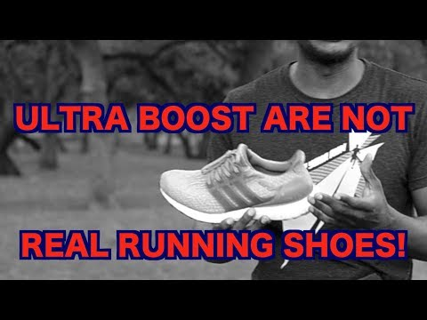 STOP running in the UltraBoost! Running sneakers VS Adidas NMD NEW Balance 247