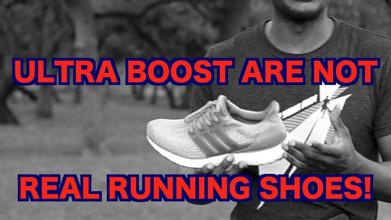 e95658873 STOP running in the UltraBoost! Running sneakers VS Adidas NMD NEW Balance  247