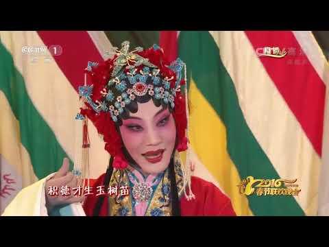 2016 Chinese New Year Gala performance   Chinese Opera Mix