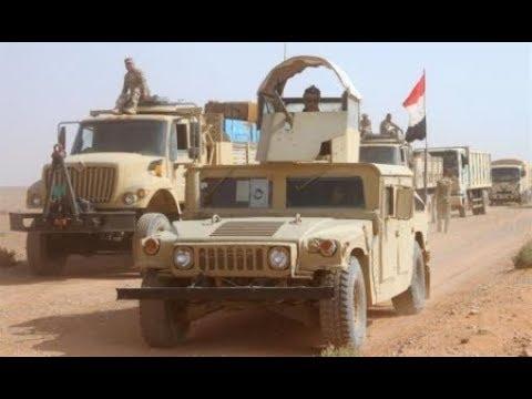 انطلاق عملية عسكرية لتطهير صحراء الأنبار من داعش  - 19:22-2018 / 1 / 11