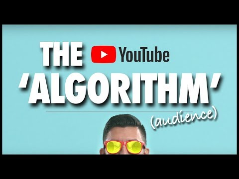 'The Algorithm' - How YouTube Search & Discovery Works