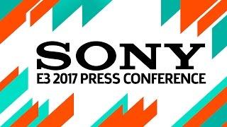 E3 2017: Full Sony Press Conference