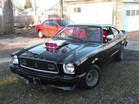 1978 Mustang Cobra II - YouTube