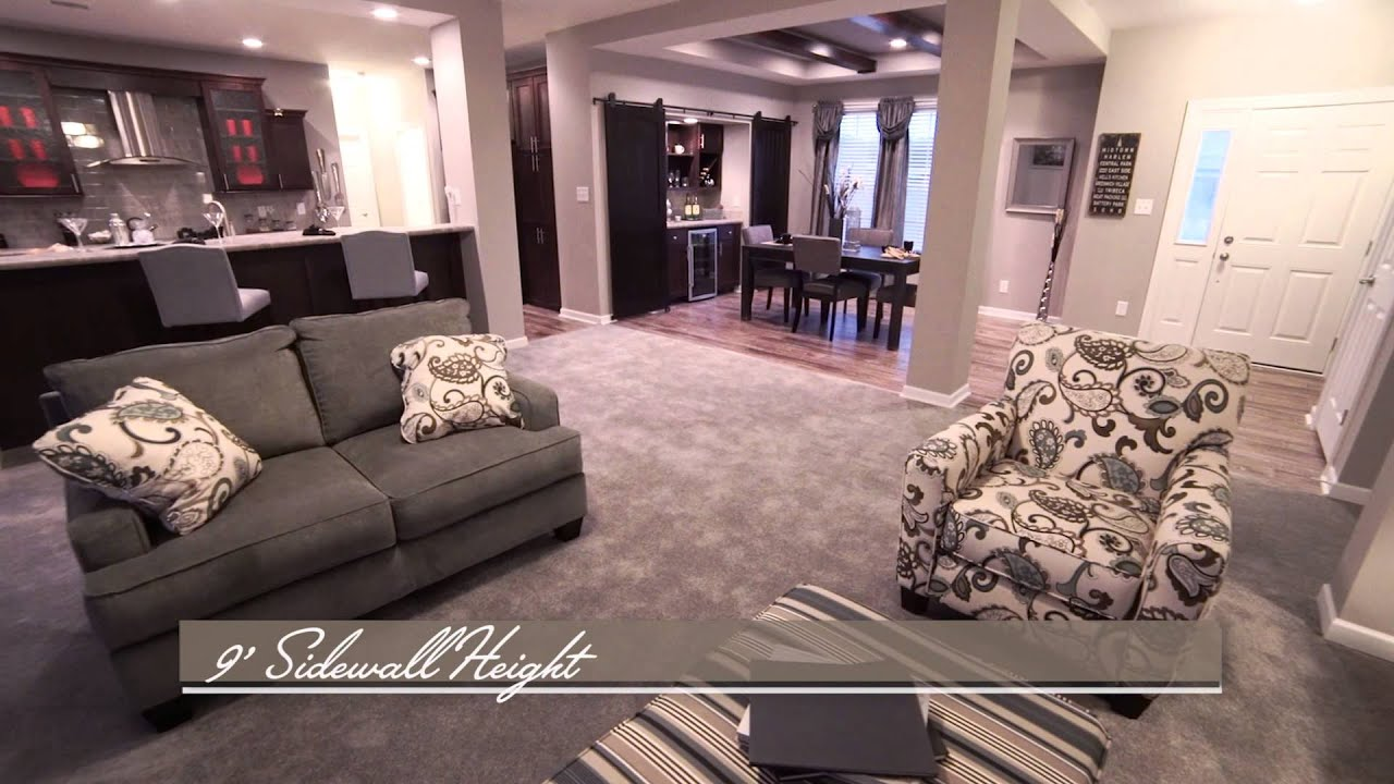 R Anell Homes Rockbridge Elite Youtube