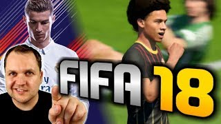 Aber bitte mit Sa(h)né | FIFA 18 Ultimate Team | Let's Play #04