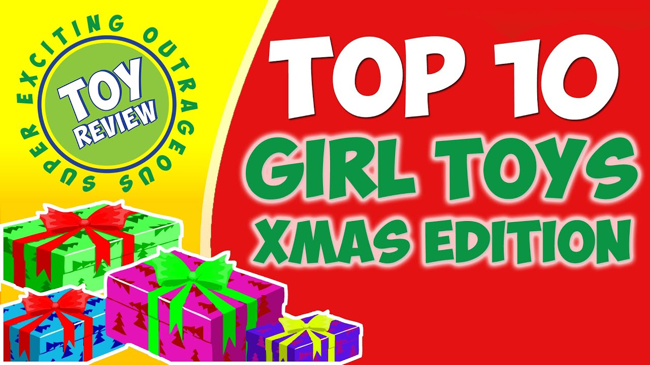 TOP 10 TOYS for Girls Christmas 2014 Toy Review