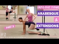Improve your ARABESQUE & EXTENSIONS | PT 2 の動画、YouTube動画。