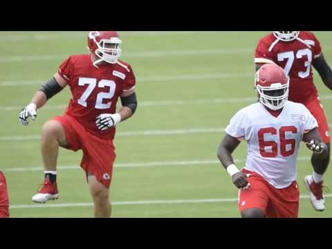 Cheifs Daily: Eric Fisher signs a new deal, offense has a screen session
