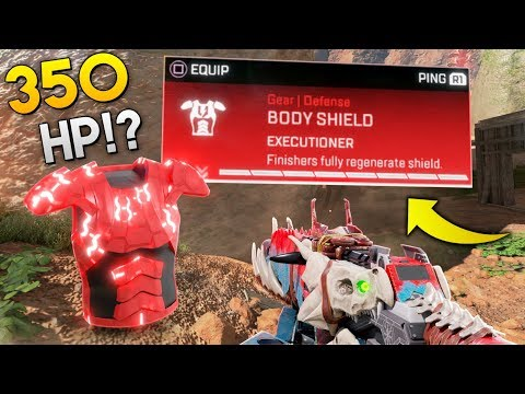 *NEW* 350 HP Body SHIELDS!? - Best Apex Legends Funny Moments and Gameplay Ep 186