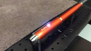 видео ручки под гравировку