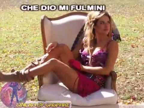 Giò Di Tonno & Lola Ponce - Colpo di fulmine (karaoke - fair use)