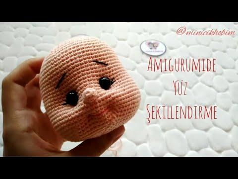 Amigurumi Şeker Kız Yapılışı-Amigurumi Free Pattern Candy Doll - Tiny Mini  Design | 360x480