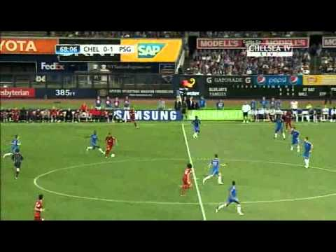 2nd Half PSG - CHELSEA [FULL MATCH] [Exclusive For Kooora.CoM] By: Super Lamps