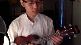 Cake By The Ocean - DNCE COVER (acoustic ukulele loop)