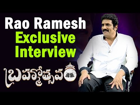 Exclusive Interview With Versatile Actor Rao Ramesh | Weekend Guest | NTV