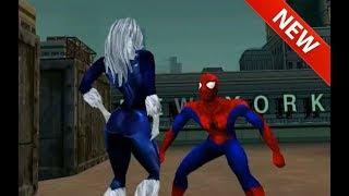Человек Паук мультик игра для мальчиков 1 часть 1 серия Дорога в банк видео 2018 года / Man Spider